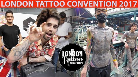 tattoo convention ontario london tattoo convention 2017 youtube