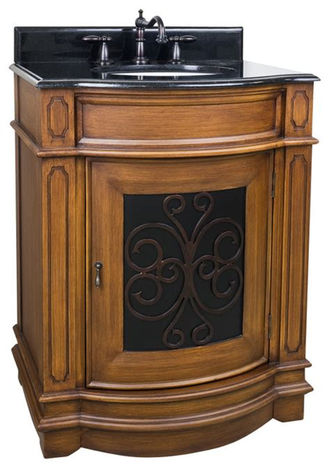 tuscan bathroom vanity tuscan vanity toffee 29 quot traditional bathroom