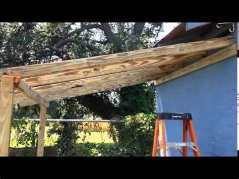shed extension youtube
