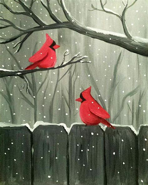 paint nite kanata paint nite winter visitors