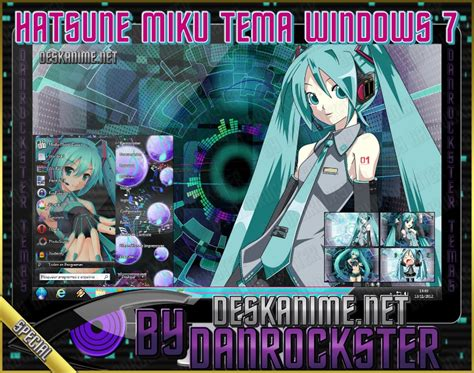 themes line hatsune miku hatsune miku theme windows 7 by danrockster on deviantart