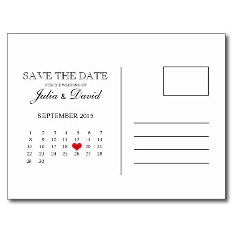 postcard calendar template save the date with calendar templates blank calendar