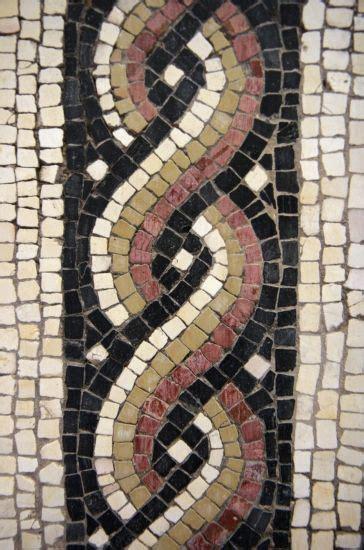 mosaic pattern definition 9 best roman geometric mosaics border patterns images on