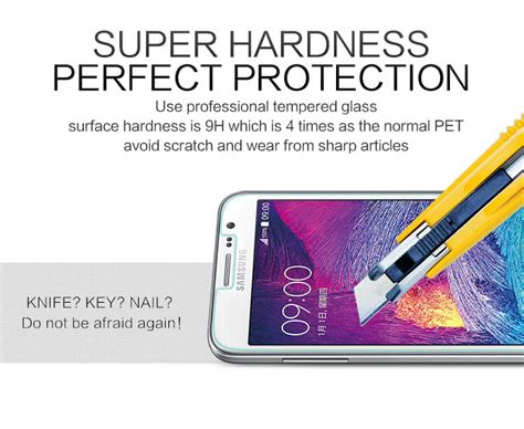 Samsung Galaxy Grand Max G720 Nillkin Antiglare Screen Guard Protector nillkin amazing h tempered glass screen protector for samsung galaxy grand max grand 3 g7200
