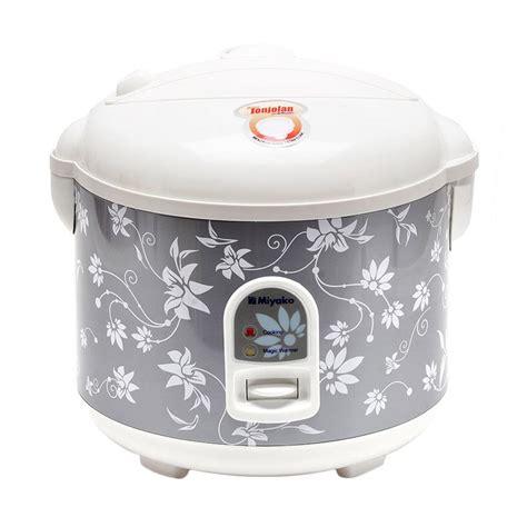 Miyako Mcm 509 Rice Cooker Magic 3in1 1 8 Liter jual miyako mcm528 magic 1 8 l 3in1 harga