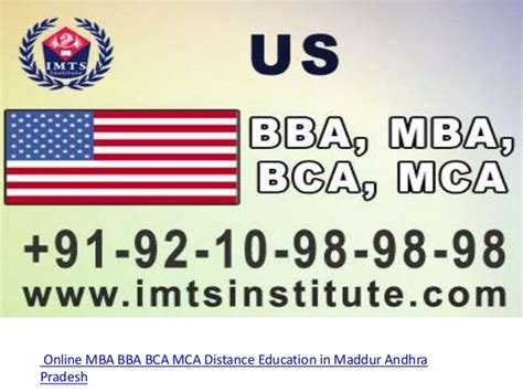 Mba Specializations List In Andhra Pradesh by Mba Bba Bca Mca Distance Education In Maddur Andhra