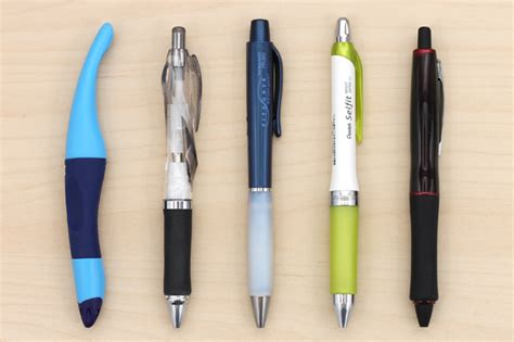 most comfortable pen to write with guide to ergonomic pens jetpens com