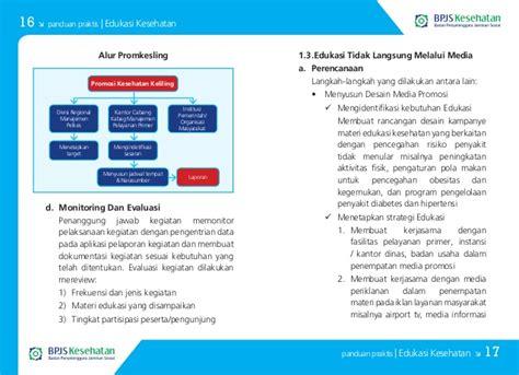 Buku Panduan Praktis Seminar buku panduan praktis bpjs kesehatan edukasi kesehatan