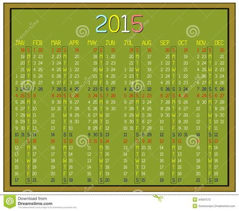 Calendario Juliano 2015 Dia Juliano 2016 Calendar Template 2016