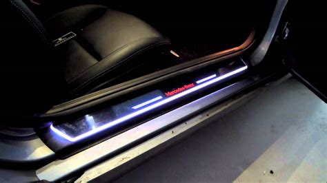 Audi Schal by Moving Door Scarf Audi Door Stab Led Scuff A4 A5 A6