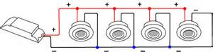 lights parallel how to wire downlights diagram how to wire up downlights