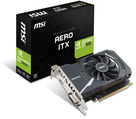 Msi Geforce Gt 1030 2gb Ddr5 2g Lp Oc msi geforce gt 1030 aero 2gb oc free shipping south africa