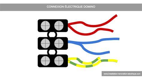 Connexion L domino 233 lectrique comprendre brancher choisir
