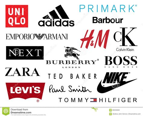 shop by brand at smallflowercom shopping brands icons editorial stock photo illustration