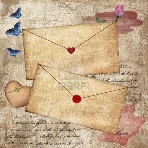 images of vintage love letters love letters speak of secret wishes granny in training