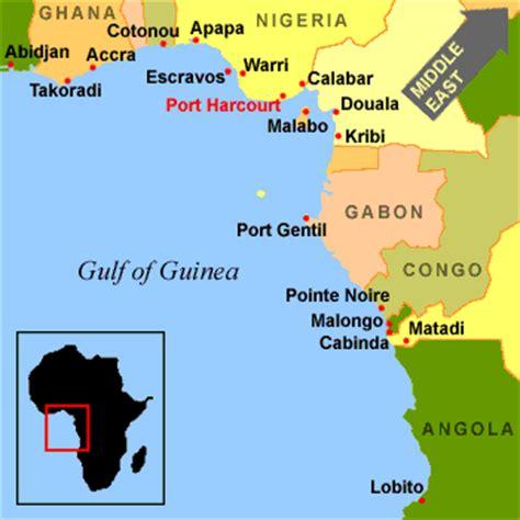 africa map gulf of guinea piracy s emerging market the gulf of guinea gcaptain