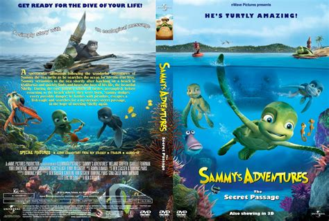 sammy adventures secret passage movie dvd custom covers sammy adventures secret