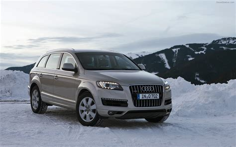 Audi Q7 2011 by Audi Q7 2011 Widescreen Car Photo 11 Of 35