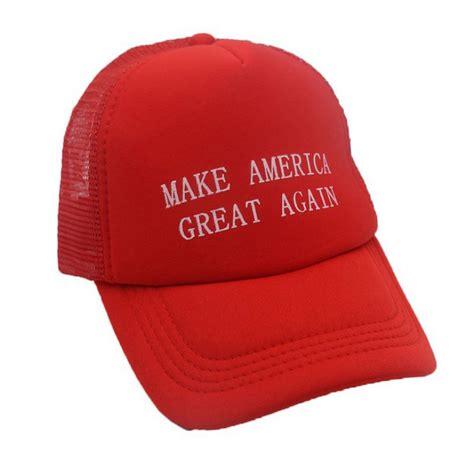 adjustable caps make america great again