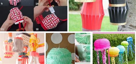 Paper Lantern Craft Ideas - amazing diy paper lanterns ideas