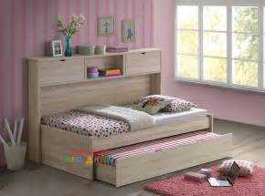 king size bed with trundle 2 pepito king single trundle bed with bookcase awesome