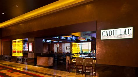 cadillac mexican restaurant cadillac mexican tequila golden nugget lake charles
