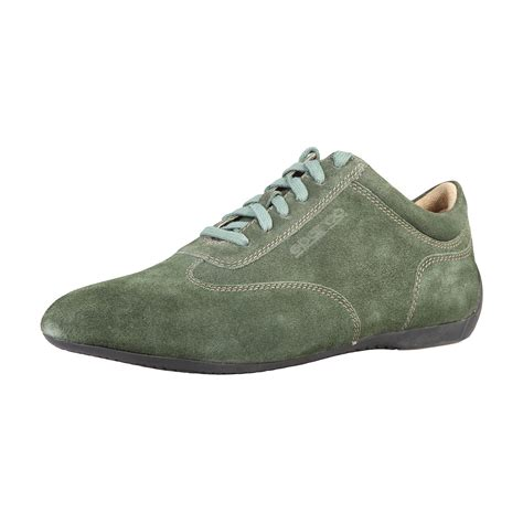 forest green sneakers imola suede low top sneaker forest green 41