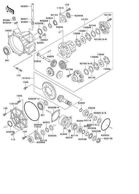 kawasaki klf300 bayou wiring diagram 4 x 4 free