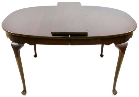 queen anne dining room table formal queen anne style dining room table