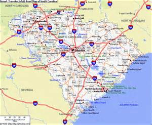 and south carolina road map south carolina powder coaters customcoaters