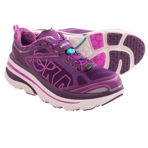 neutral cushioning running shoes hoka one one bondi 3 road running shoes neutral