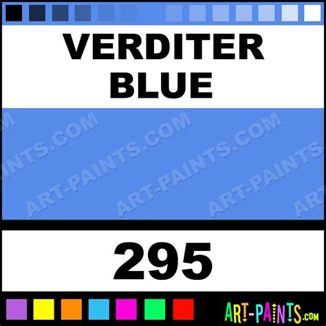 verditer blue verditer blue artists watercolor paints 295 verditer blue paint verditer blue color