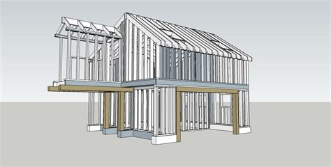 Shed Roof Design Extensions Bespoke Building