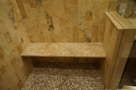 Irox Plank Set Shower   Traditional   Bathroom