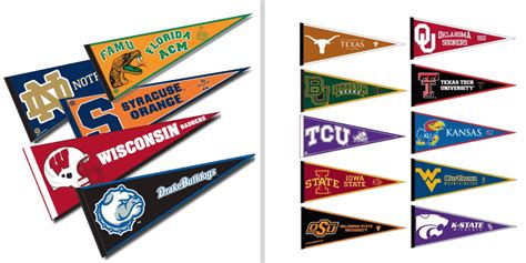 college banner template college pennants at college flags and banners co your