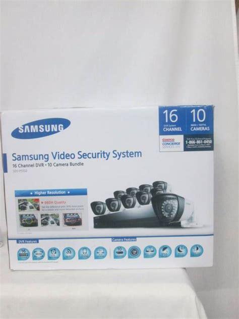 samsung security system samsung 10 security system december store