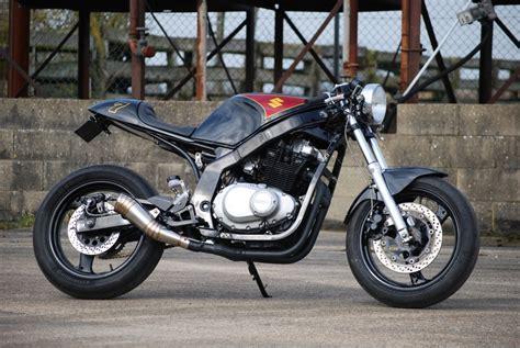 Suzuki Gs500 Cafe Racer Suzuki Gs500 Cafe Racer By So Low Choppers Bikebound
