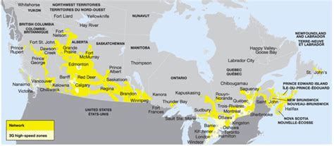 Telus Cell Phone Lookup Canada Network Coverage Maps Bell Vs Telus Vs Fido Vs Rogers
