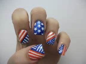 4th of july nail art design ideas let s celebrate