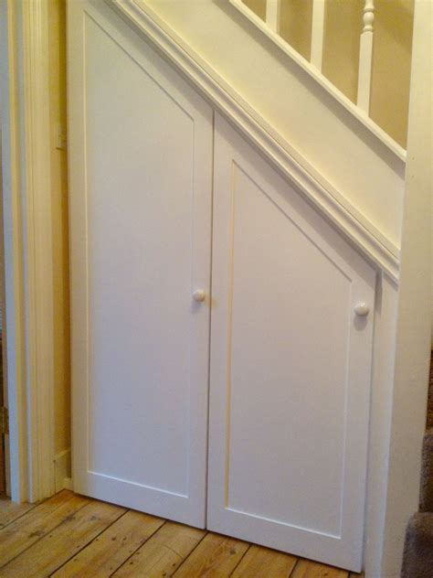 Understairs Cupboard Door - understair storage panel doors www fittedbespokefurniture
