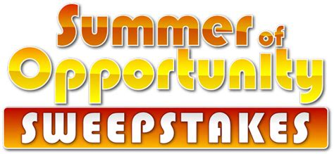 Fox Sweepstakes - summer of opportunity