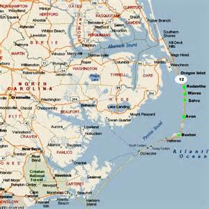 rodanthe carolina map august 2012 literarycharleston