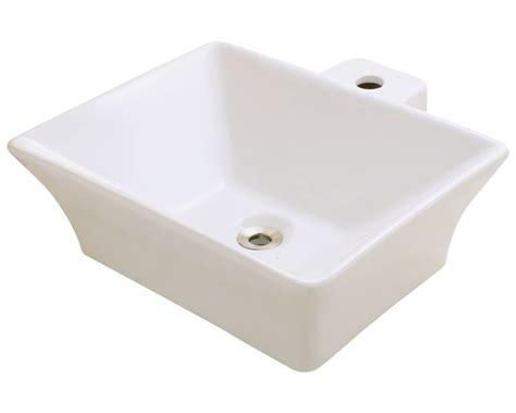 bisque bathroom sink polaris sinks polaris sinks bisque porcelain sink p092v b n a bisque