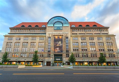 berlin shopping kadewe department stores to shop at in your lifetime