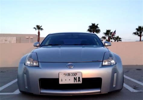 Buy Used 2003 Nissan 350z 3 5l Enthusiast Coupe Model