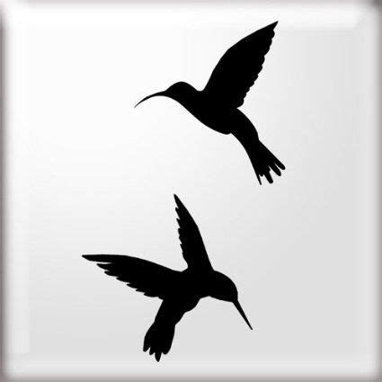printable hummingbird stencils the stencil studio ltd humming bird silhouette stencil