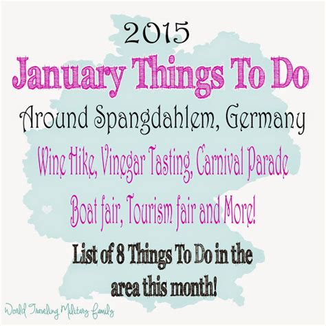 7 Things To Do In January by January Things To Do Around Spangdahlem World Traveling