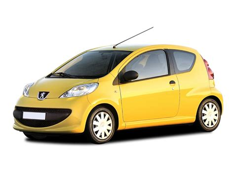 peugeot yellow peugeot 107 1 0 urban photos and comments www picautos com