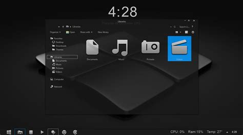 themes black for windows 8 1 black theme archives winaero