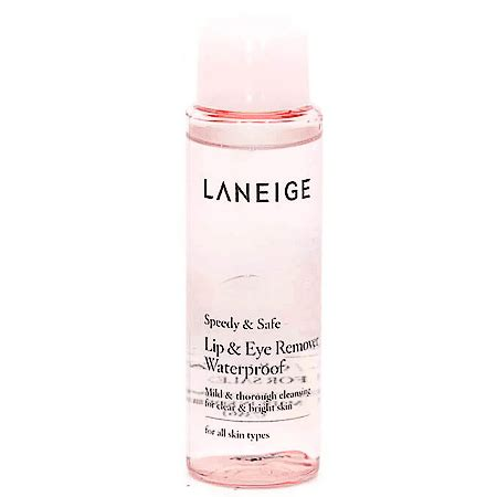 Laneige Lip Eye Remover Waterproof Speedy 25 Ml Originaltravel Size laneige รห ส lne1032501 เช คราคาส นค าและร ว ว